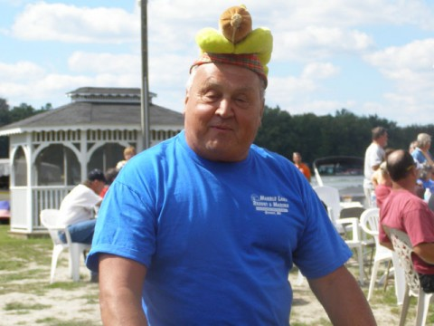 The Chef in a Hot Dog Hat!
